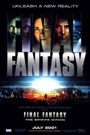 film of fantasy final fantasy the spirits within wikipedia