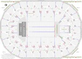 mts centre detailed seat row numbers end stage concert detailed seat row numbers end stage concert sections floor plan map arena lower upper level layout