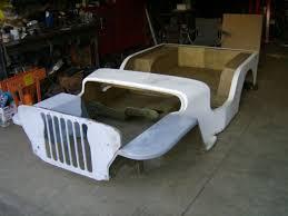 jeep body for sale fiberglass jeep body akron oh sold ewillys