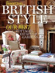 victoria magazine classics british style 2016