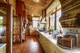 cabin kitchen ideas log cabin kitchens cabinets design ideas designing idea