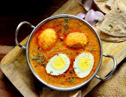 Dinner Egg Recipes Dimer Malai Curry Recipe Bengali Style Egg Curry In Coconut Milk