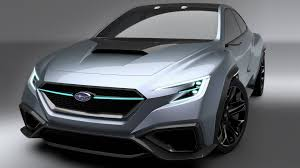 subaru viziv 2018 subaru electric vehicles coming in 2021 phev in 2018 autoevolution