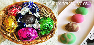fruit and nut easter eggs easter eggs cooked marzipan recipe hilda s touch of spice