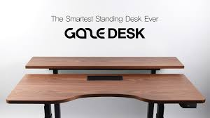 Standing Desk Posture by Gaze Desk The Smartest Standing Desk Ever By Gazelab U2014 Kickstarter