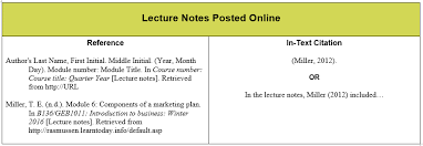 apa format notes brilliant ideas of textbooks course materials apa guide guides at