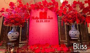 wedding backdrop china real wedding bliss weddings events