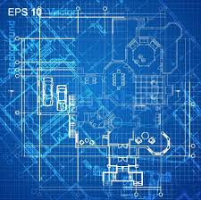 design blueprints blueprint vector architectural background part of