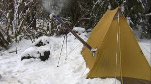 another overnight in the ultralight backpacking tent and