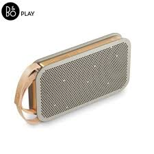 Noise Cancelling Backyard Speakers New Beoplay A2 Wireless Bluetooth Speakers Leather Strap Top Brand