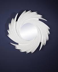 White Framed Mirror Simple White Wall Mirror Doherty House White Wall Mirror Ideas