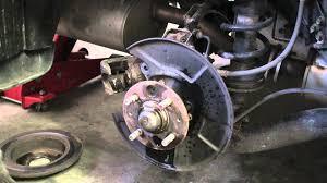 2003 honda civic brake pads diy acura el honda civic rear disc brake rotor replacement
