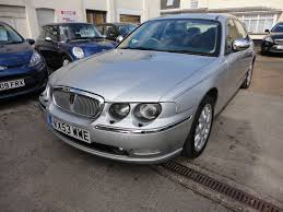 used rover 75 connoisseur se for sale motors co uk