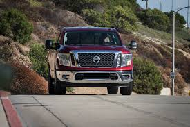 nissan titan quarter panel nissan titan wins truck trend u0027s 2017 pickup truck of the year
