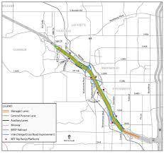 Denver Rtd Map Broomfield Economic Development Highways