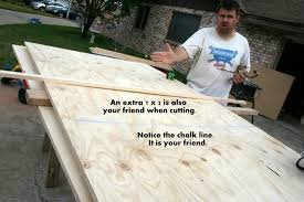 How To Make Cabinet Doors From Plywood How To Make Kitchen Cabinet Doors The Happy Home