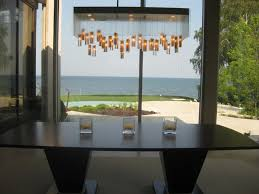 Contemporary Dining Room Light Fixtures Mountain Light Fixture Contemporary Dining Room Los Angeles