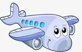 imagenes animadas de aviones avión de dibujos animados cartoon avión transporte imagen png