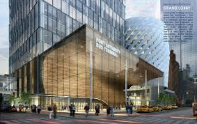 Top Architecture Firms 2016 Five Architects Compete To Revamp Aging Port Authority Bus