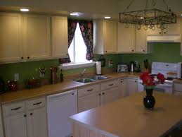 Painting Old Kitchen Cabinets White by Kitchen Exciting Small Kitchen Design Ideas With Remodel White
