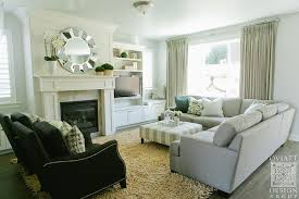 Nailhead Accent Chair Heather Gray Living Room Accent Chair Design Ideas