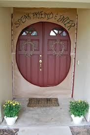 lord of the rings birthday party door but they u0027re mixing their
