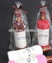 gift packaging for wine bottles fashion creative cotton lovely wine bottle box packaging