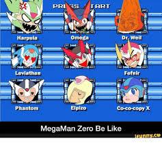 Mega Man Memes - 25 best memes about mega man zero mega man zero memes