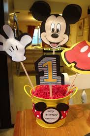 mickey mouse centerpieces mickey mouse party decoration