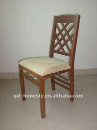 save a lot of space in your dining room with folding dining chairs