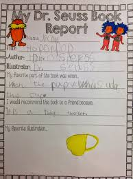 dr seuss writing paper connected combo march 2015 the students opinions were as varied as dr seuss many characters what a great week of reading