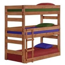 Triple Bunk Beds For Sale Foter - Tri bunk beds for kids