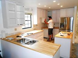 Kitchen Cabinet Renovations Kitchen Cabinet Remodel On A Budget Tehranway Decoration