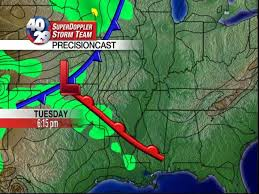us weather map cold fronts cold front for wednesday 40 29 tv weather