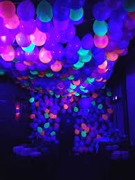 glow in the balloons glow in the decorations 15 ideas homebnc new photo balloons