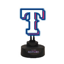 Neon Desk Lamp Prizes Tx Lottery Texas Rangers Promotional Second Chance Drawings
