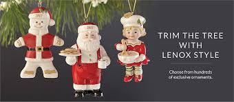 lenox ornaments