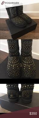 ugg boots sale paypal accepted limited ed ugg and jimmy choo mandah studded boot d the jimmy