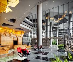 modern furniture modern hotel lobby furniture large vinyl decor