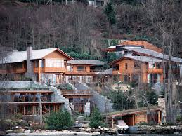 where is the bachelor mansion where do washington state u0027s billionaires live