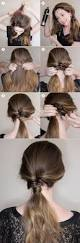 How To Do Easy Hairstyles Step By Step by 466 Best Hair Images On Pinterest Hairstyles Make Up And Chignons