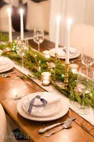 nice christmas table decorations 15 christmas dinner table decoration ideas for your festive feast