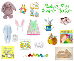 baby s easter gifts baby s easter basket see post for baby toddler