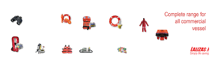 lalizas safety equipment manufacturer