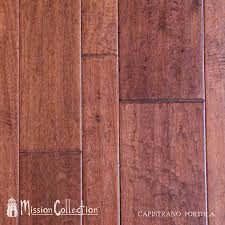 capistrano distinctive hardwood floors the mission collection