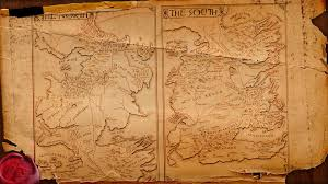 Map Wallpaper Map Of Westeros Wallpaper Wallpapersafari