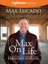 rightnow media speaker max lucado