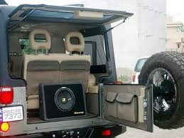 thar jeep interior balaji thar modification mandi dabwali 94673 98551 9988615242