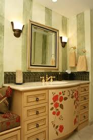 elegant master bathroom ideas mosaic tile shower designs copper