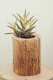 wood log vases 24 beautiful decorative vases made from tree stump tree stump
